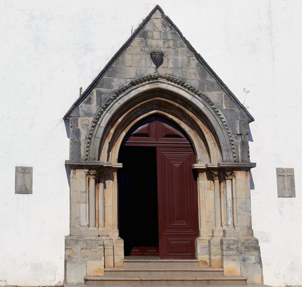 Igreja Matriz S Clemente - foto Vasco Celio