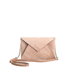 pelcor_IVY ENVELOPE CLUTCH marble 1