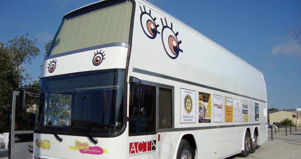 Autocarro VATe
