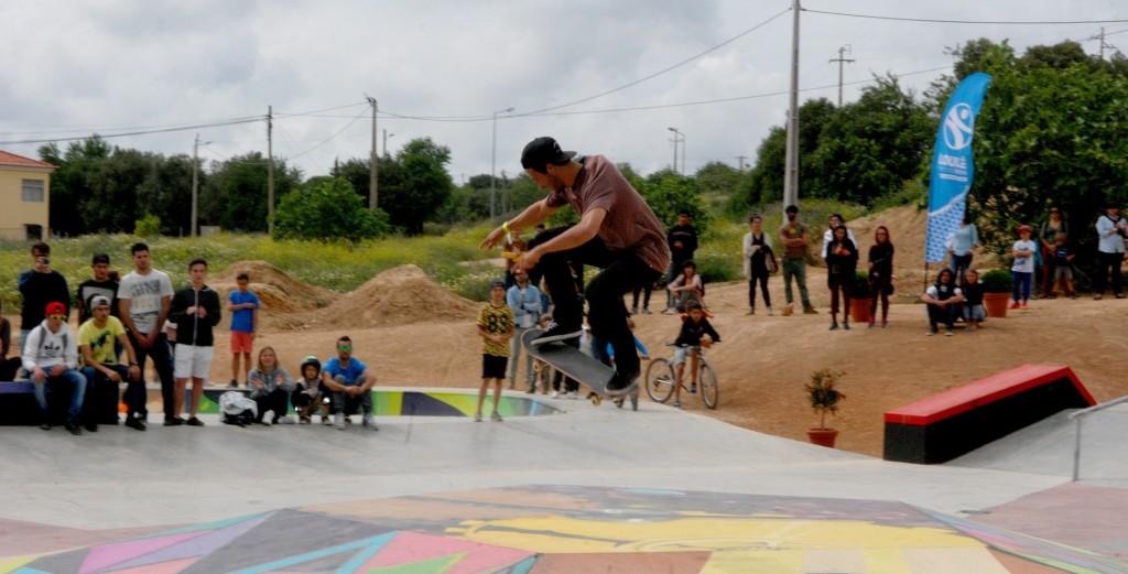 Skate Parque de Loulé - C.M.Loule - Mira (3)
