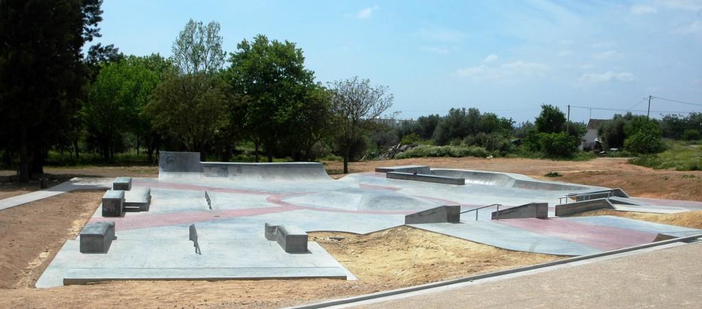 Skate Parque de Loule - C.M.Loule - Mira