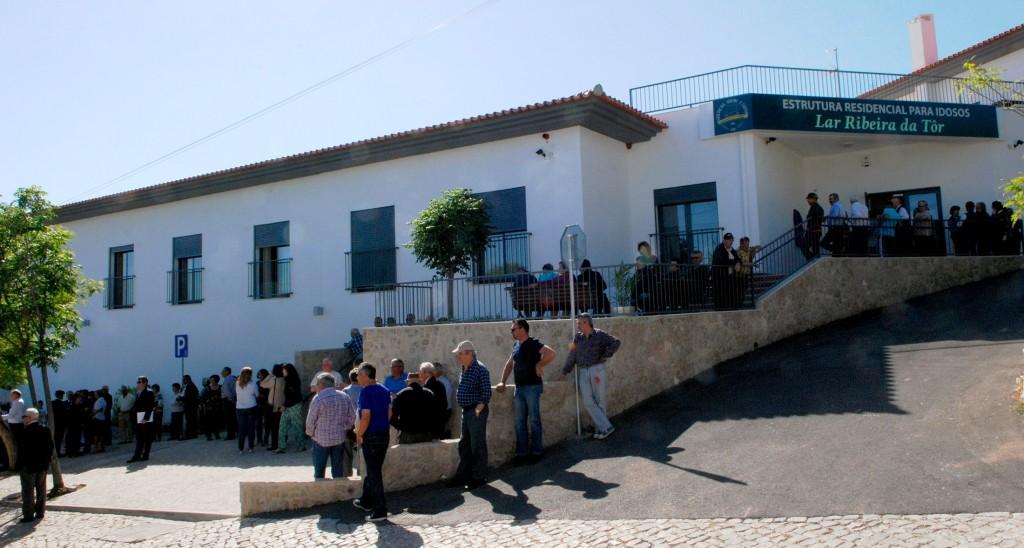 Inauguração da Estrutura Residencial de Idosos Lar Ribeira da Tôr - C.M.Loule - Mira (1)