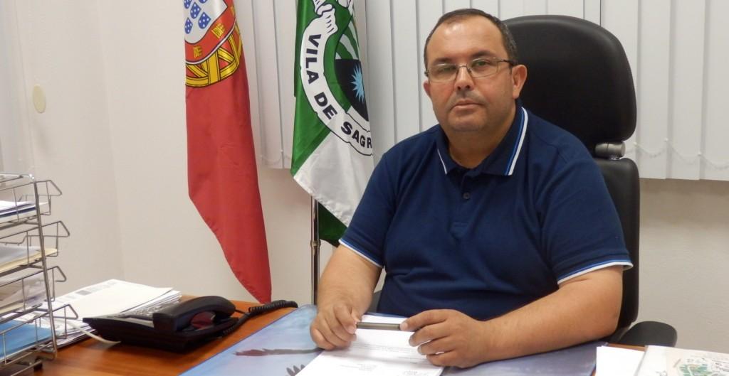LUIS PAIXÃO PresidentedaJuntadeFreguesiadeSagres1