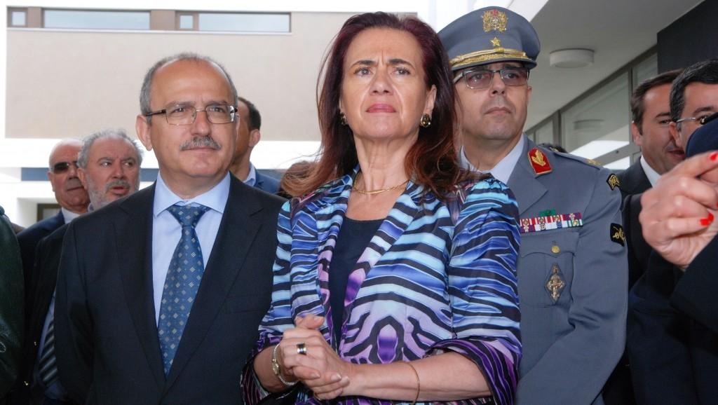 Ministra AI em Loulé