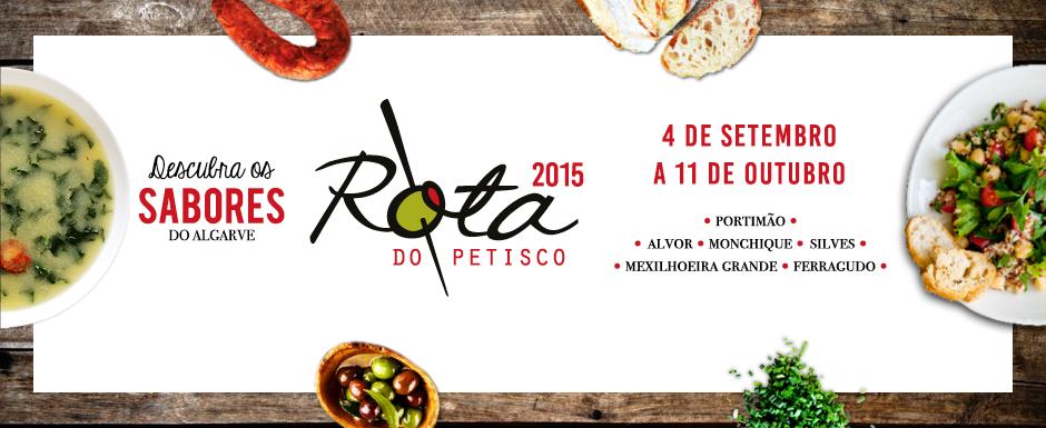 Rota do Petisco 2015_ Descubra os sabores do Algarve