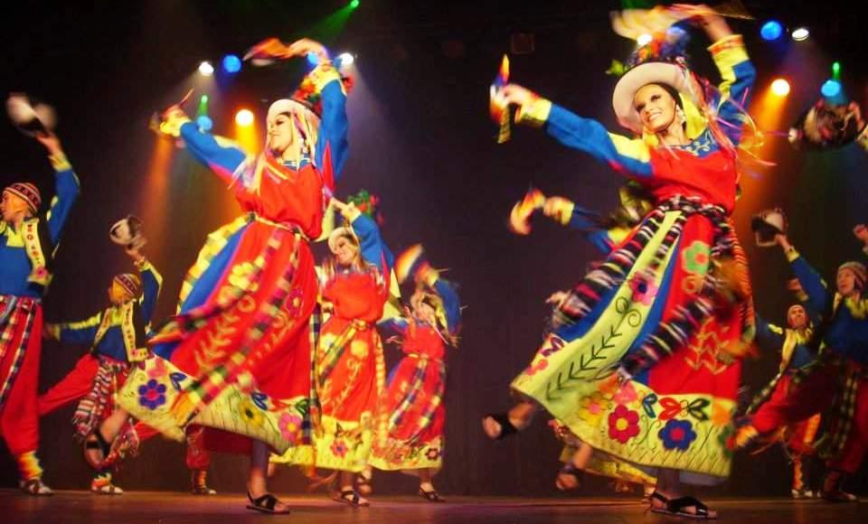 grupo da Bolívia