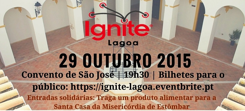 Ignite Lagoa_ Cartaz