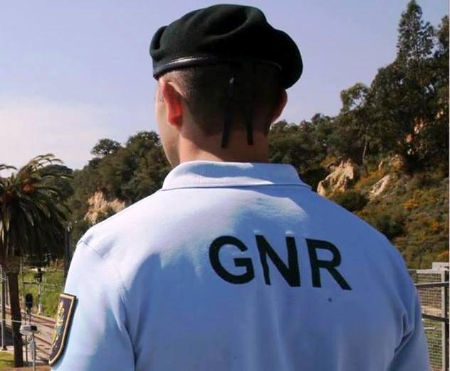 Foto militar da GNR