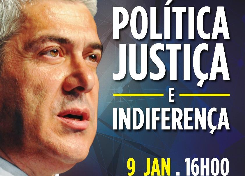 Debate «Política, justiça e indiferença»_José Sócrates_Luís Gomes_VRSA