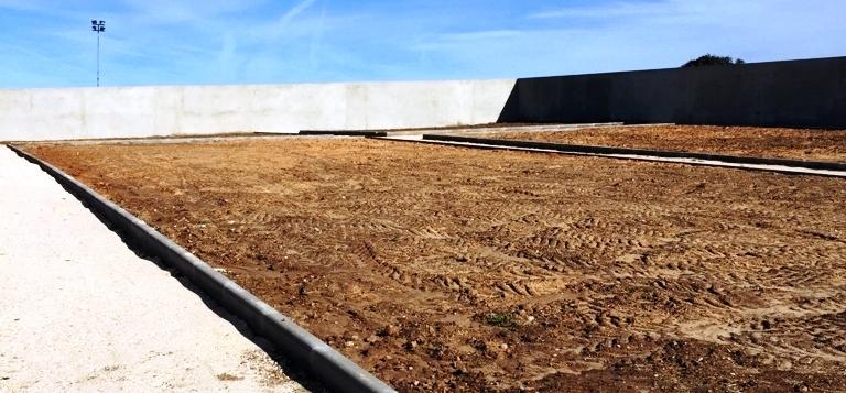 Município de Aljezur - Cemitério_Concluída empreitada