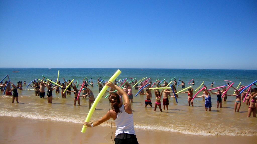 Area Desportiva Praia da Rocha
