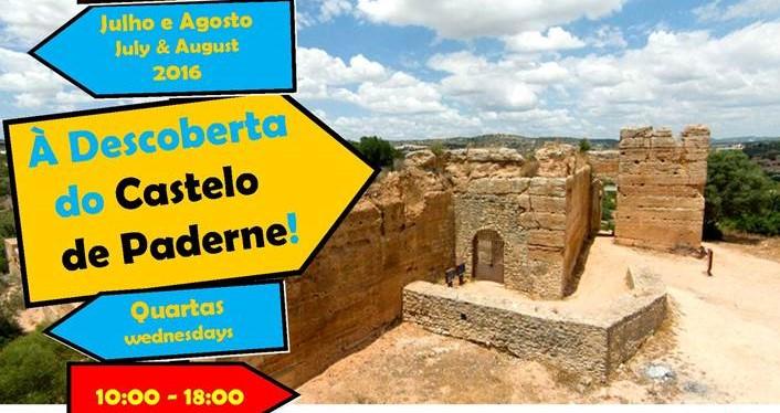 Castelo Paderne Aventura