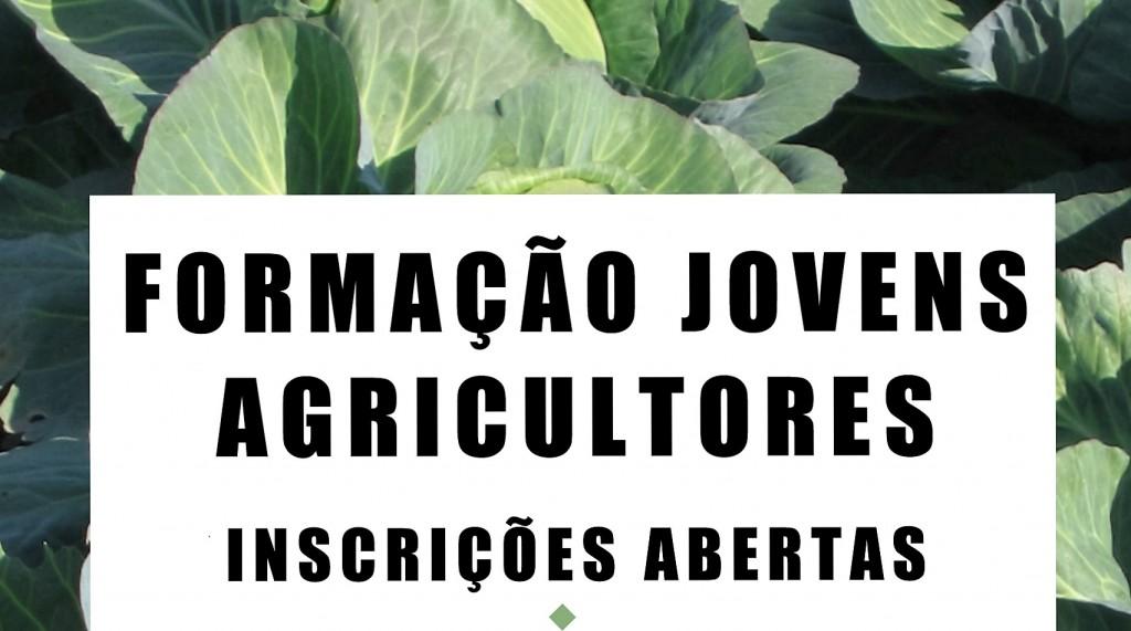 Cartaz_Formação Jovens Agricultores