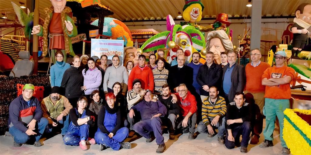 Apresentação do Carnaval de Loulé 2017 - C.M.Loule - Mira (5)