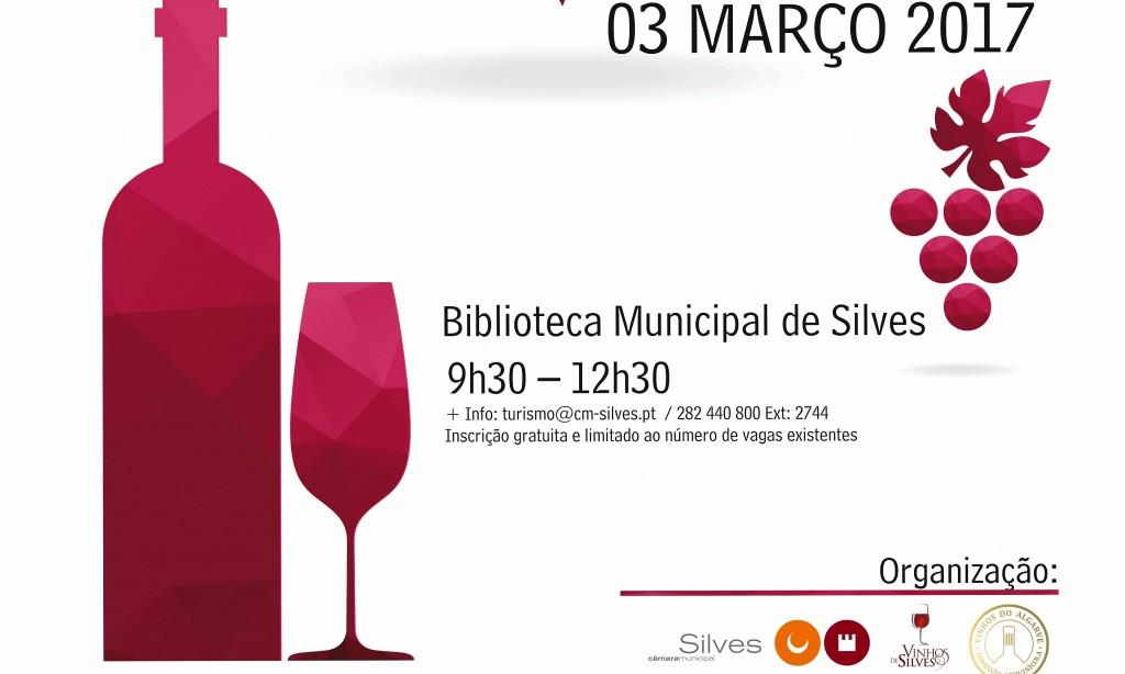 Cartaz_Curso de Prova de Vinho