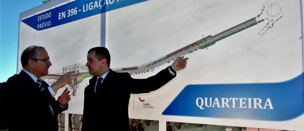 Inauguração da Avenida do Atlântico em Quarteira - C.M.Loule - Mira (5)
