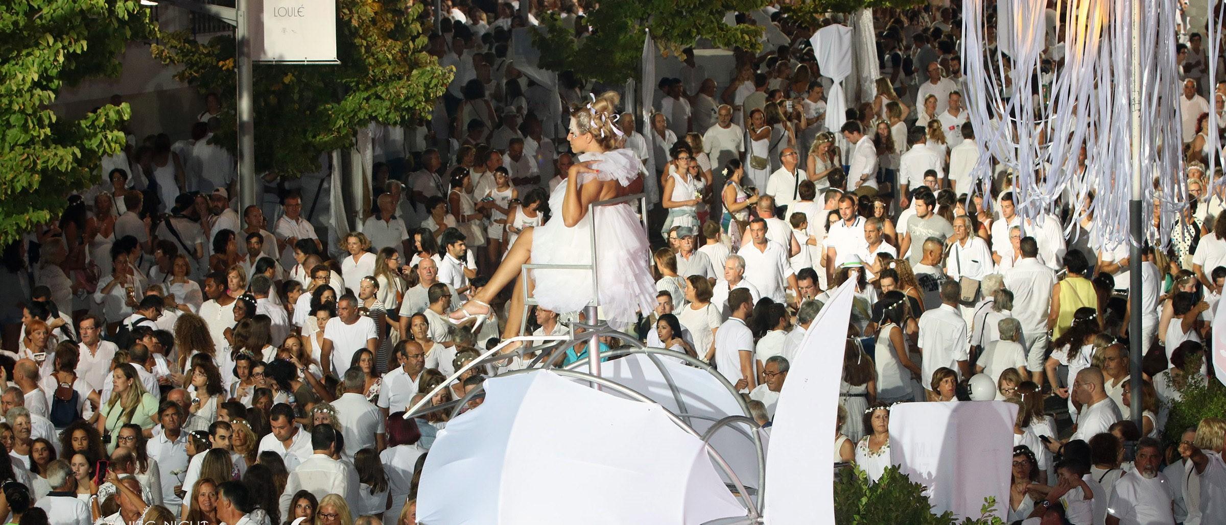 Noite Branca atrai cerca de 80.000 a Loulé – Algarve Vivo